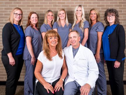 family dentist staff