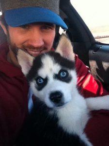 Alaskan Puppy